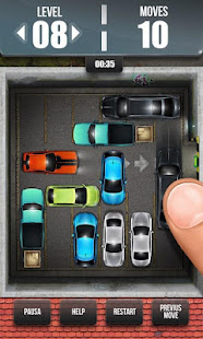 Let Me Out Puzzle - Unblock my car for PC-Windows 7,8,10 and Mac apk screenshot 6