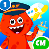 My Chompy Town - My Airport Games for Kids APK Icon
