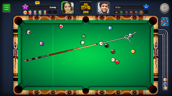 8 Ball Pool Capture d'écran