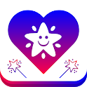 Wishmate App : Instant 🎂 Wishes & Status 🔥 Maker icon