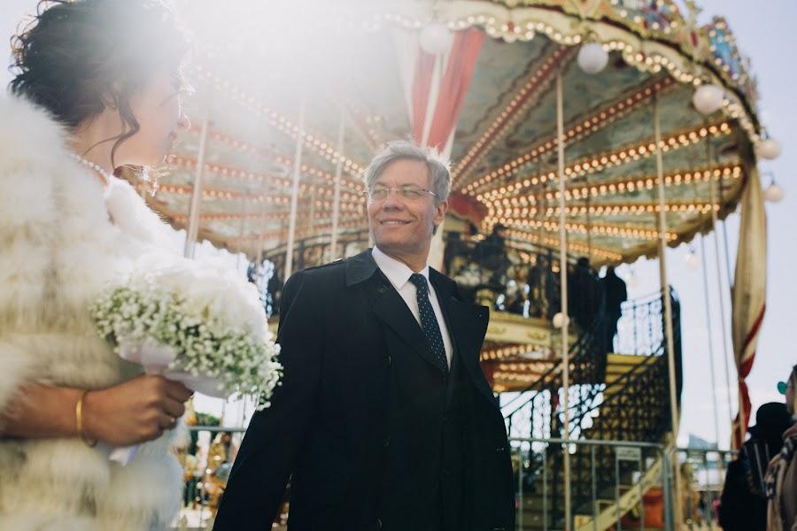 Bryllupsfotograf Vladimir Rybakov (VladimirRybakov). Bilde av 27.10.2018