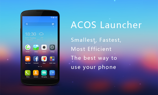 ACOS Launcher-Small Fast Boost