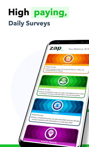 Zap Surveys 1.0.1.4 screenshots 1