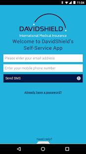 DavidShield - náhled
