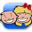 Safety First - Child ID Card icon