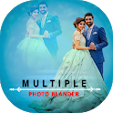 Multiple Photo Blender : Ultimate Double Exposure icon