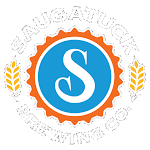 Logo of Saugatuck Barrel Aged Bonfire Brown