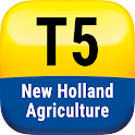 New Holland Ag. T5 range App
