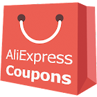 Coupon codes for AliExpress icon
