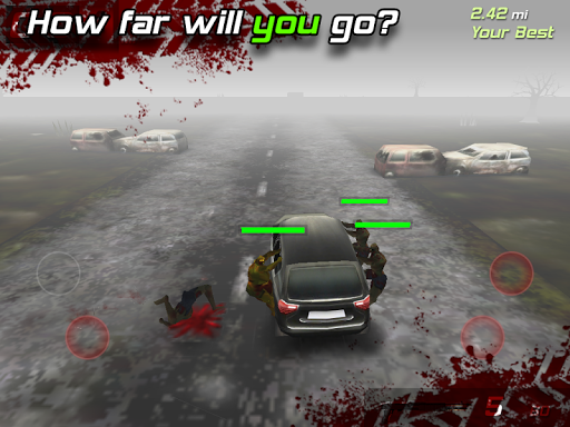 Zombie Highway screenshot 5