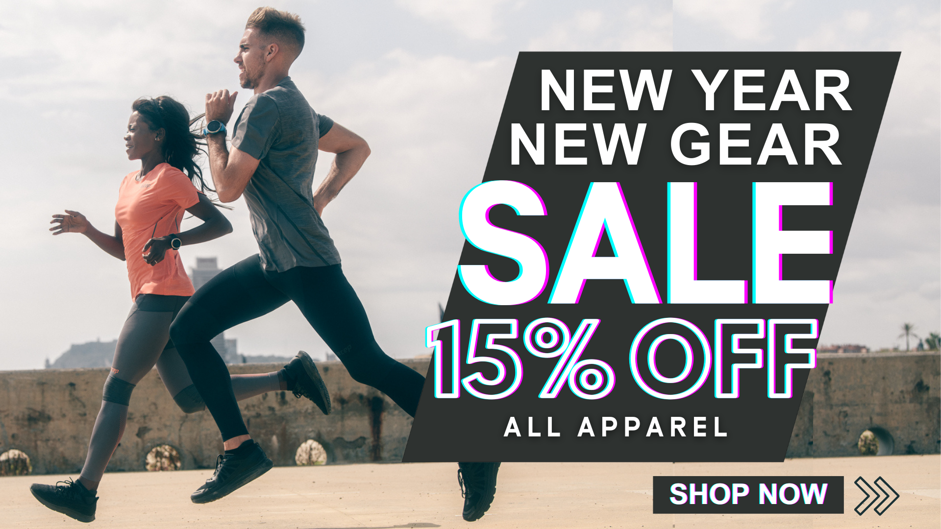 Buy More Save More Apparel Sale
