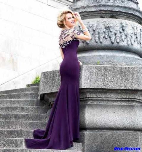 イブニングドレスのデザインのアイデア