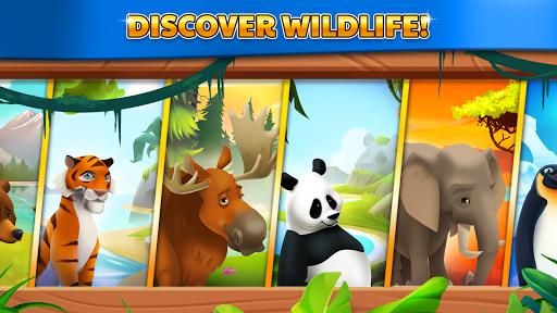 Solitaire TriPeaks: Wildlife Adventures  screenshots 5