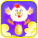 Gà đẻ trứng vàng icon