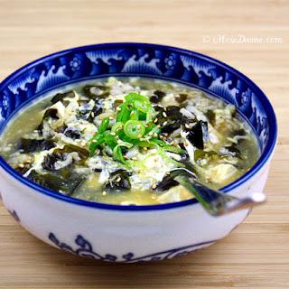 Miyeok Juk – Korean Sea Vegetable Porridge Recipe
