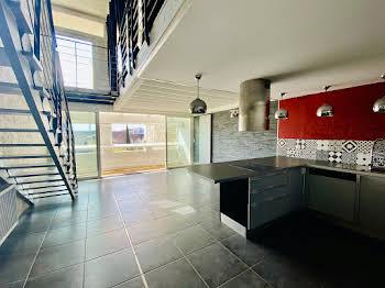 Appartement 4 pièces 94,66 m2