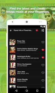 Telugu Songs by Gaana App Download For Android 2