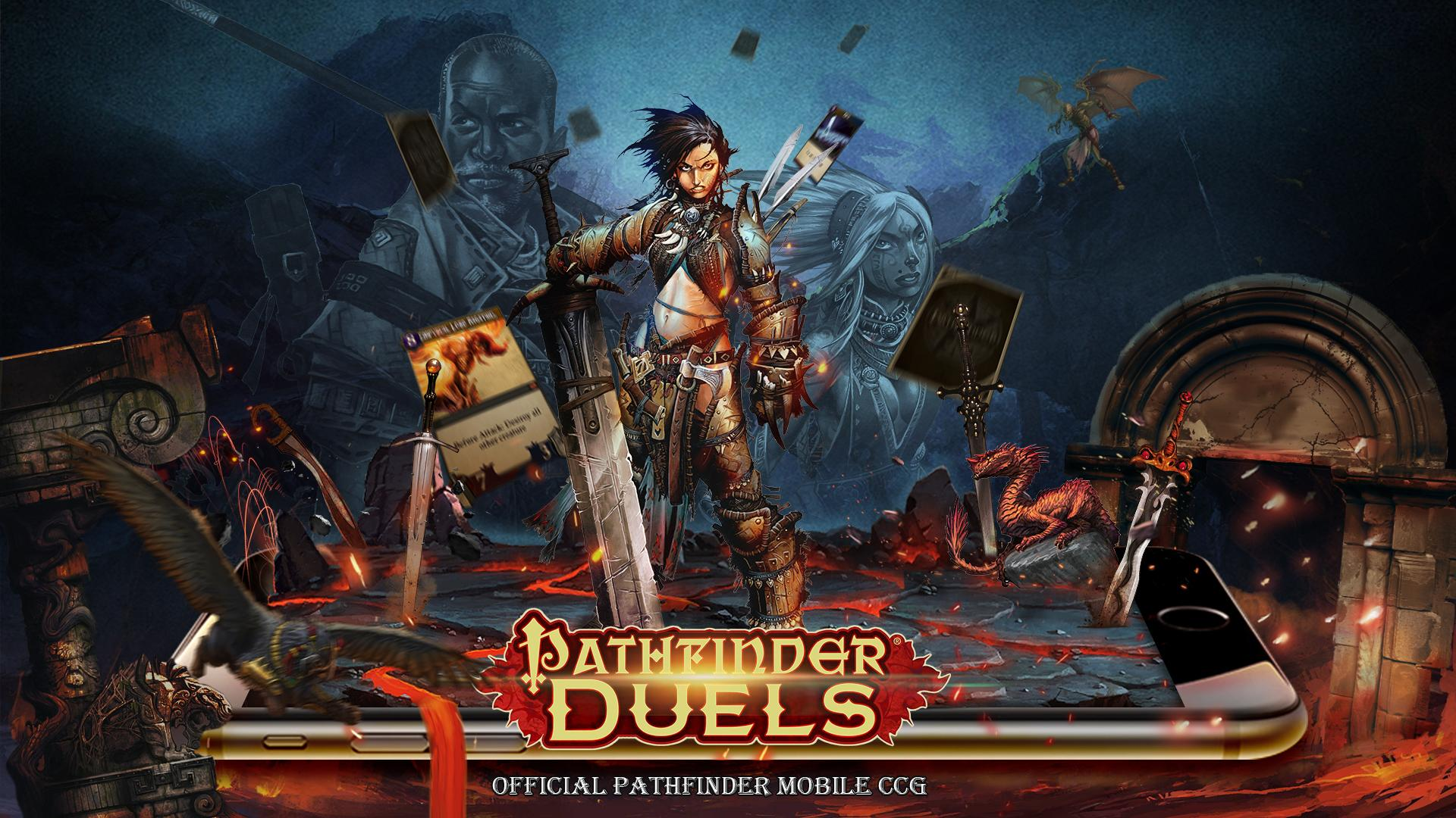 Pathfinder Duels screenshot #6
