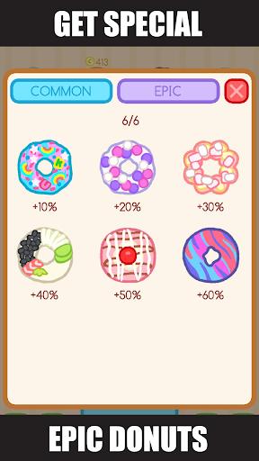 Donut Empire - Merge and Evolve 1.50 screenshots 3