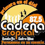 Cadena Tropical 87.5 Icon