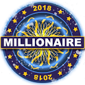 Millionaire 2018 - Lucky Quiz Free Game Online icon