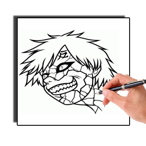 How To Draw Naruto Characters Easy APK (1 02) on PC/Mac