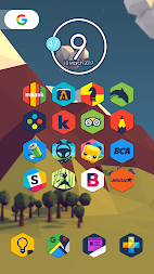 Orini - Icon Pack APK screenshot thumbnail 2