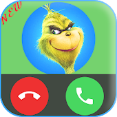 new fake call from grinch prank 2019
