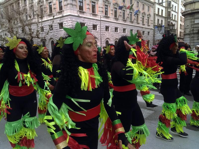 Carnevale in città di Annalisa Mauro