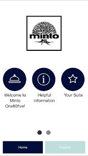 Minto one80five - náhled