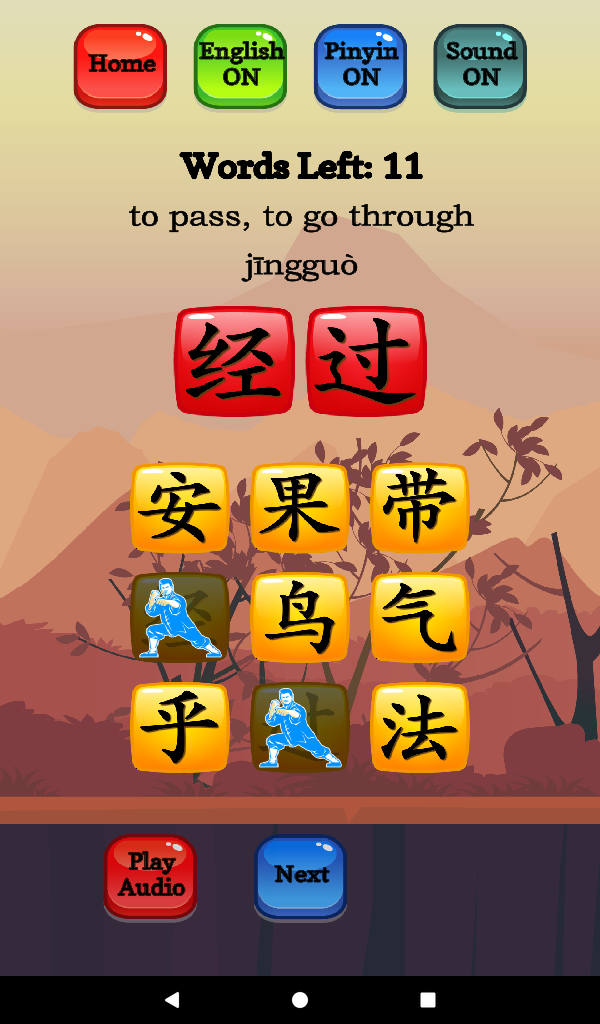 Learn Mandarin - HSK 3 Hero Screenshot 10