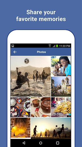 Facebook Lite  screenshots 3
