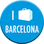 Barcelona City Guide & Map Icon