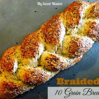 Braided 10 Grain Bread