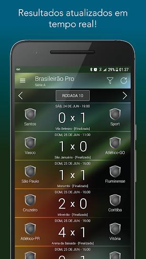 Brasileiru00e3o Pro 2019 - Su00e9rie A e B 2.27.0.0 screenshots 2