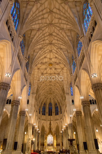 gothic architecture st patrick s cathedral nyc places of