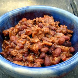 Turkey Black Bean Chili.
