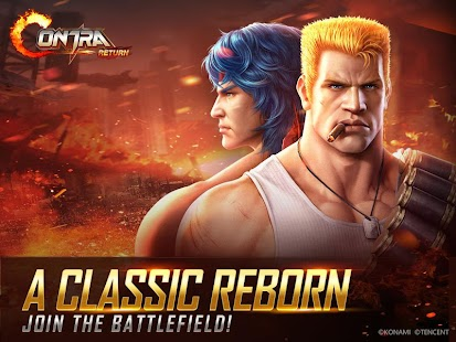 Garena Contra: Return Screenshot