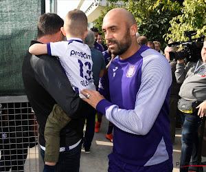 Anderlecht pourrait offrir une seconde opportunité à Anthony Vanden Borre