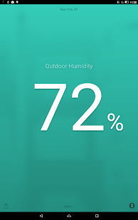 Humidity- screenshot thumbnail