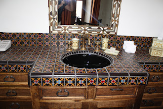 Photo: Hummingbird Nest Ranch -Tile Counter Design GC-2 Simi Valley, CA