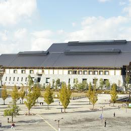 愛媛県武道館のメイン画像です