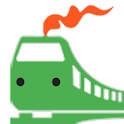 Indian Train Locator icon