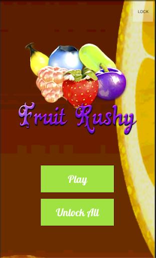 Fruit Rushy Bash Fruits