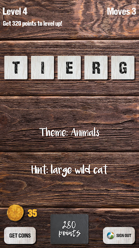Anagram Ultimate Word Game 1.5.1-android screenshots 2