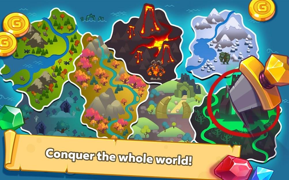 Hustle Castle: Fantasy Kingdom poster