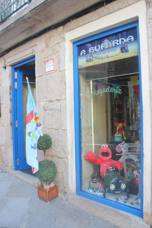 Foto A Bufarda Xoguetería 14
