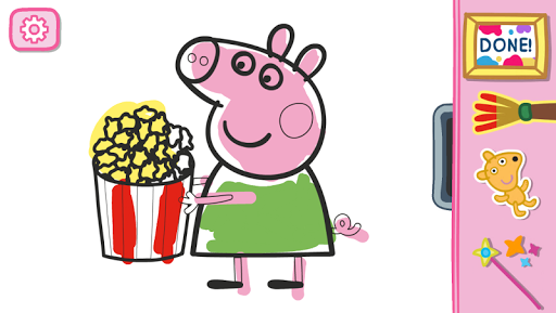 Peppa Pig: Paintbox screenshot 3