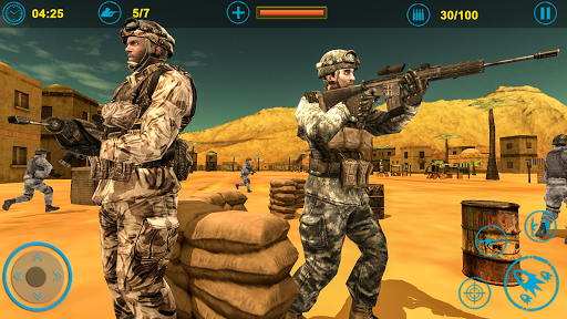 Call of Army Frontline Hero: Commando Attack Game 1.0.1 screenshots 8