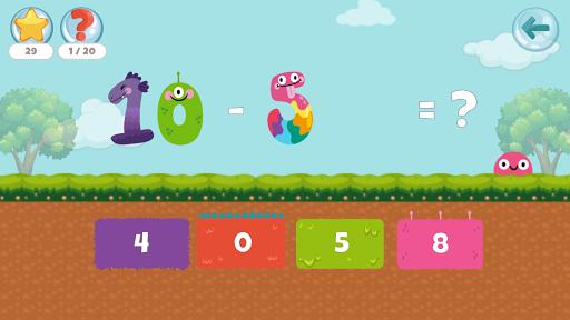 Fun Monster Math 1.27 screenshots 7